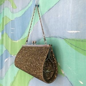 Vintage Bags - 🌈 CHOOSE 3/$30 VINTAGE 90s Y2k gold mini purse